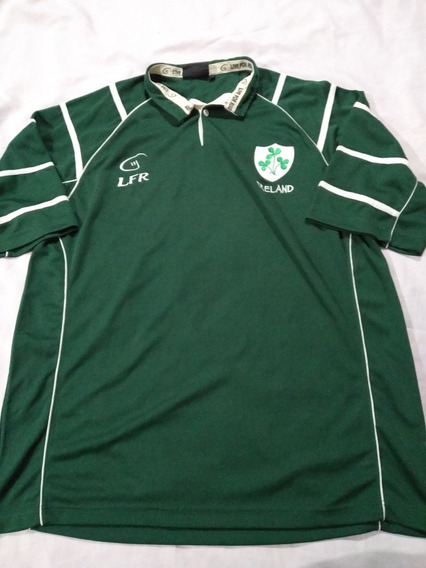 Jersey De Rugby Ireland Talla 2xl (usado) Moda Casual Depor