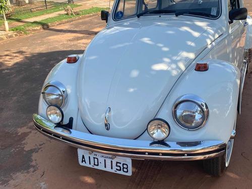 Volkswagen Fusca 1300 1977 ( Reliquía Para Placa Preta)