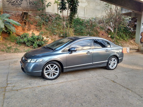 Honda Civic Sedan Lxs 1.8 16v Aut. 2007