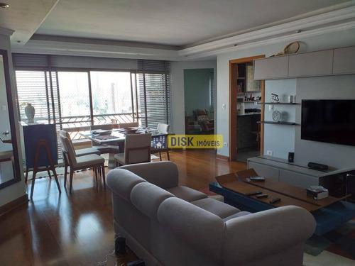 Imagem 1 de 23 de Apartamento Com 4 Dormitórios À Venda, 180 M² Por R$ 900.000,00 - Vila Dayse - São Bernardo Do Campo/sp - Ap1863