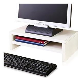 Conceptos Básicos Soporte De Monitor De Computadora Estante