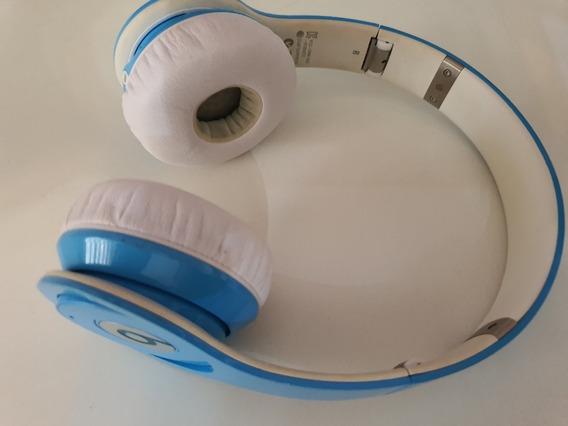 Headphone - Beats - Dr. Dre Solo Hd Light Blue Com Caixa