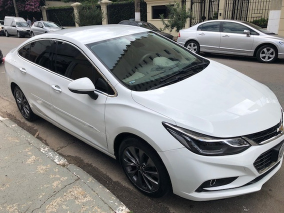 Cruze Turbo Ltz 2017 45500 Km