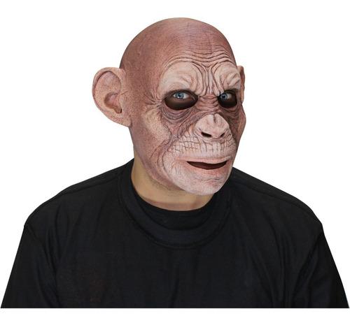 Imagen 1 de 1 de Máscara De Látex Mono Simio Julius Ape Perfect Fit