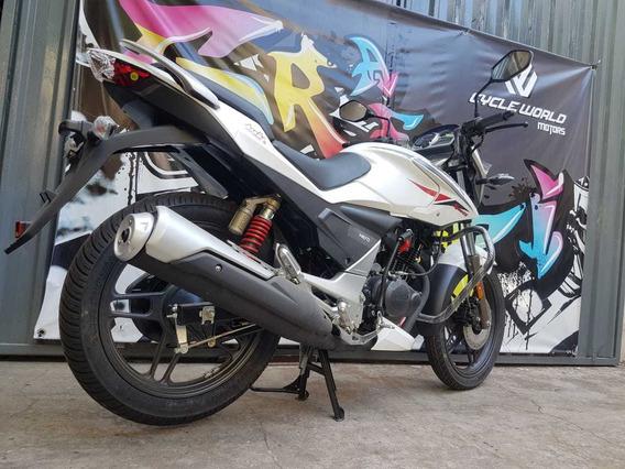 Moto Hero Hunk Sports 150 0km 2019 Blanco Ya Hasta 19/7