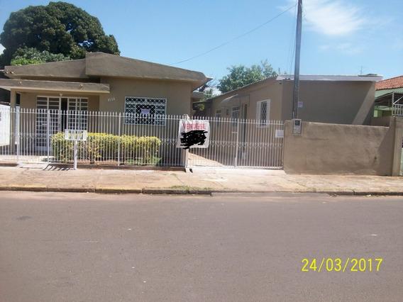 Duas Casas Em Presidente Epitácio.