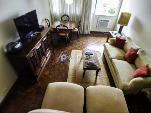 Imagem 1 de 27 de Apartamento À Venda, 3 Quartos, 1 Suíte, 1 Vaga, Leblon - Rio De Janeiro/rj - 2144