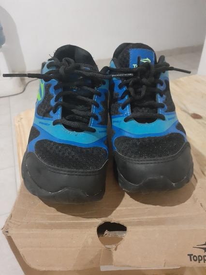 Vendo Zapatos De Niños Deportivos Topper Nuevos
