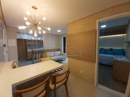 Imagem 1 de 15 de Apartamento Com 2 Dormitórios À Venda, 52 M² Por R$ 361.000,00 - Vila Curuçá - Santo André/sp - Ap12490