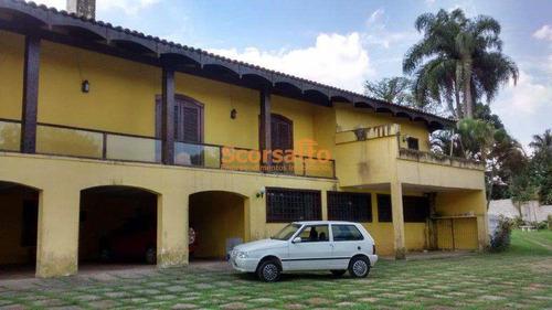 Chácara Com 8 Dorms, Embu Mirim, Itapecerica Da Serra - R$ 1.6 Mi, Cod: 2788 - V2788