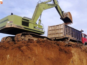 Excavadora Hydromac H115 Turbo (id567)
