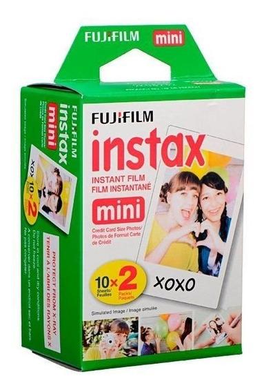 Filme Fujifilm Instax Mini Film Pack 10x2