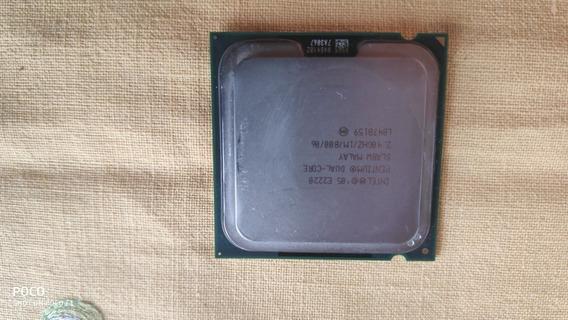 Processador Pentium Dual-core E2220 2,4 Ghz Lga 775 + Cooler