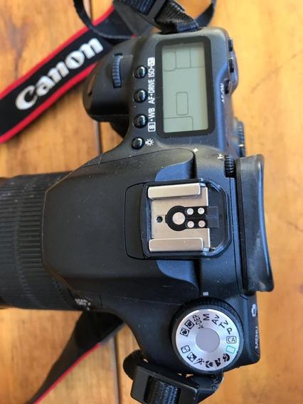 Câmera Canon 50d + Lente 18-135m + Acessórios