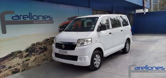 Suzuki Apv Minivan 1.6 4x2 Gl 2014 Gtcj-47