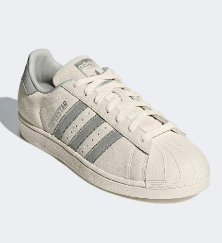 Tenis Hombre adidas Superstar 28 Mx Off White Originals