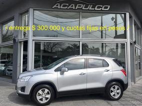 Chevrolet Tracker 1.8 Ltz Mt / 300000 Y Cuotas /