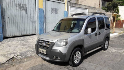 Fiat Doblo Adventure1.8 Locker Flex 5p - 6 Lugares - 2012