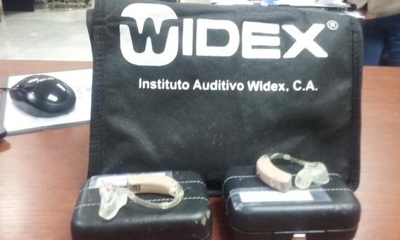 Audifonos Protesis Auditiva Widex Modelo Bravo-11