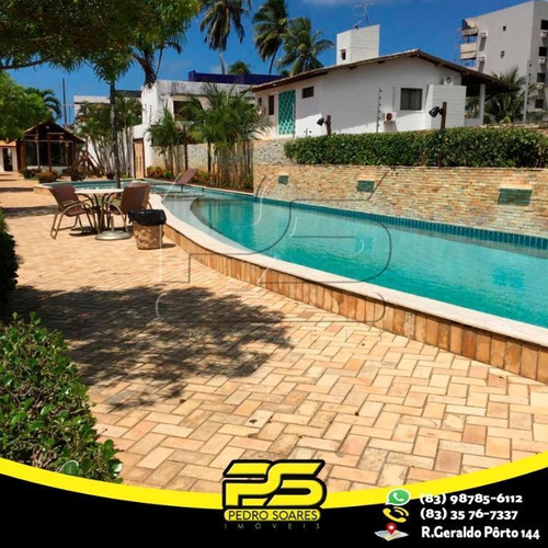 Casa Com 4 Dormitórios À Venda Por R$ 690.000 - Poço - Cabedelo/pb - Ca0488