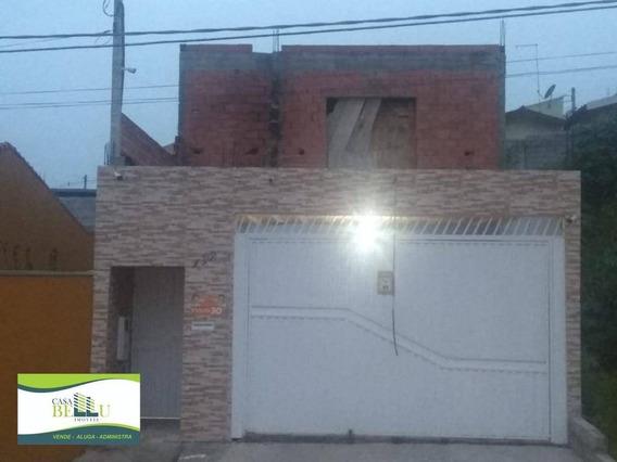 Casa Com 3 Dormitórios À Venda, 90 M² Por R$ 180.000,00 - Jardim Santo Antonio - Franco Da Rocha/sp - Ca0464