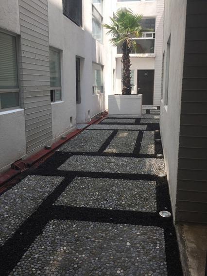 Departamento Tipo Loft Con Roof Garden Privado