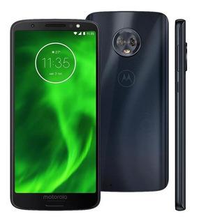 Motorola Smartphone Moto G6 32gb 2-câmeras 12mp Preto