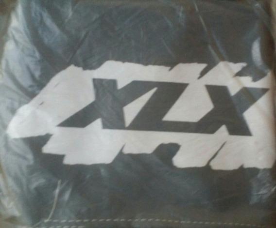 Capa Banco Cinza Honda Xlx Estampada Nas Laterais
