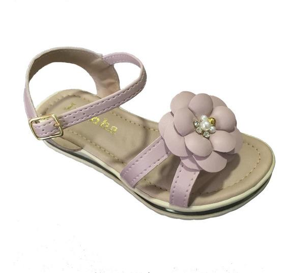 Sandália Menina Calçado Infantil Criança