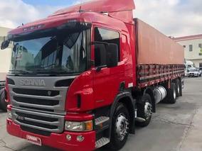 Scania P310 Bi Truck Graneleiro 8x2 2015