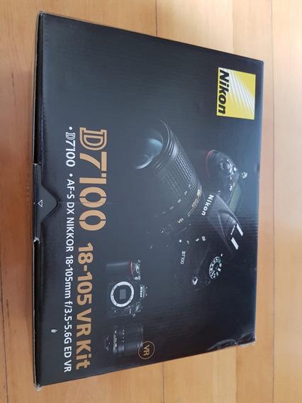 Camera Nikon Profissional D7100