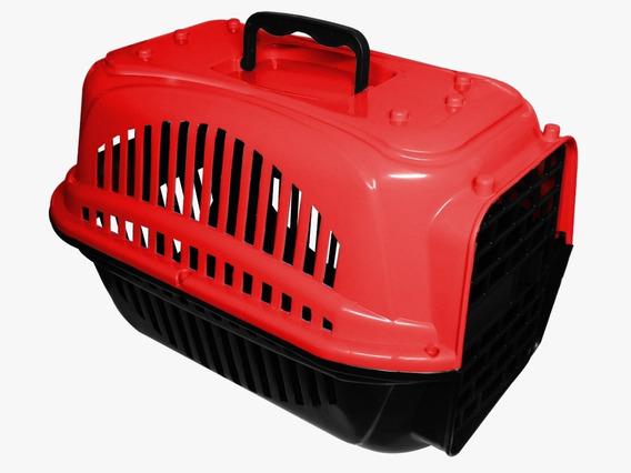 Caixa De Transporte Para Caes E Gatos Atóxico N.2 Até 17kg