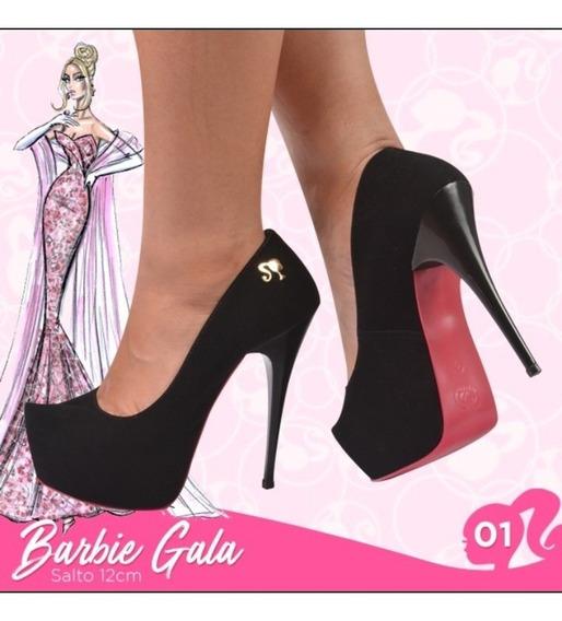 Saltos Barbie ( Scarpin E Sandalias)