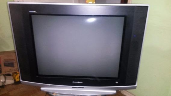 Tv Gradiente 29 Tela Plana - Ts2960 - Retirada Em Mãos