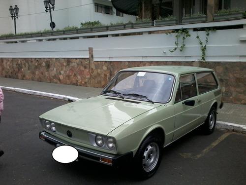 Volkswagen Variant 2  1980 Único Dono