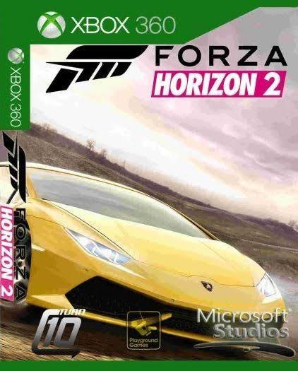Forza Horizon 2 Xbox 360 (transferência De Licença)