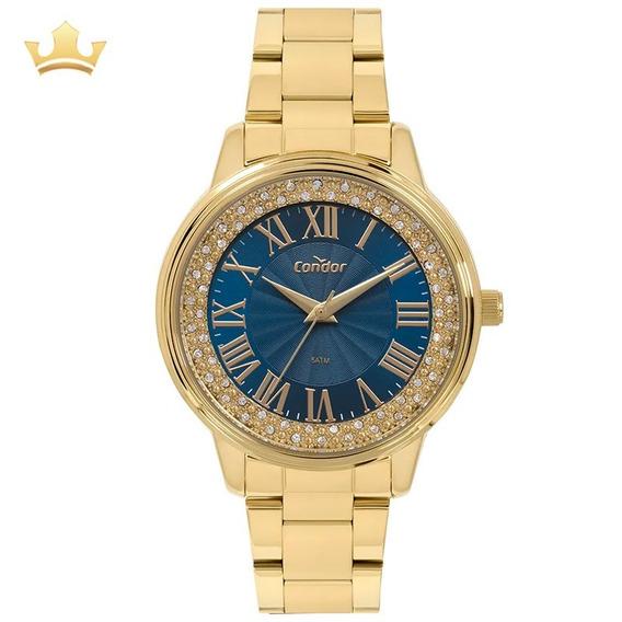 Relógio Condor Feminino Co2036kvf/4a Com Nf