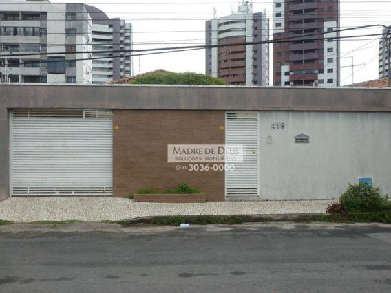 Excelente Casa No Papicu Próximo Ao Shopping Riomar Fortaleza - Ca1129
