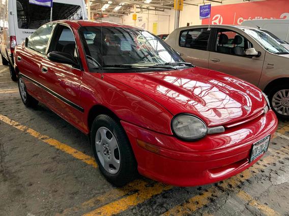 Dodge Neon Se Sedan 5vel Std 5 Vel 1998