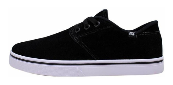 Tênis Feminino Hocks Del Mar Originals Black White