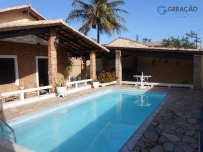Casa Com 2 Dormitórios À Venda, 191 M² Por R$ 600.000 - Indaiá - Caraguatatuba/sp - Ca1602