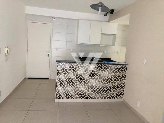 Apartamento Para Alugar - Condomínio Alpha Club Residencial - Sorocaba/sp - Ap1448