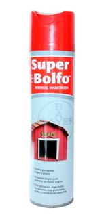 Bote Insecticida Para El Hogar Super Bolfo Reforzado Bayer
