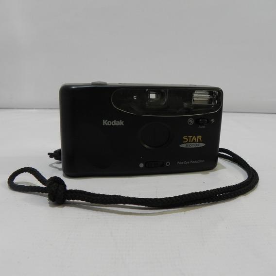 Câmera Analógica Kodak Star Motor - Com Defeito
