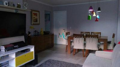 Apartamento Com 3 Dormitórios À Venda, 82 M² Por R$ 330.000 - Campo Grande - Rio De Janeiro/rj - Ap0109