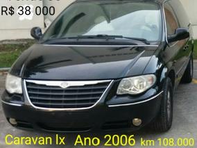 Chrysler Caravan 3.3 Lx 5p 2006