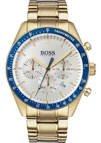 Relógio Masculino Hugo Boss Trophy 1513631 Completo