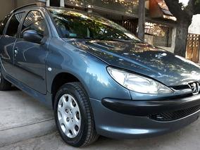 Peugeot 206 1.6 Sw Xr Confort 2005 Excelente Estado