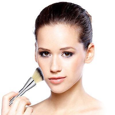 Pincel Para Maquiagem Aplicação De Blush