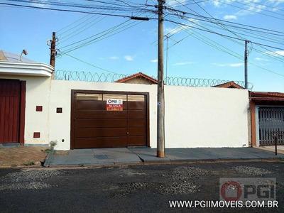 Casa Residencial Para Locação, Independência, Ribeirão Preto. - Ca2281